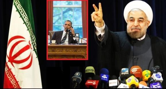 مشاور امنیت ملی کاخ سفید: تماس تلفنی اوباما به درخواست روحانی انجام گرفت