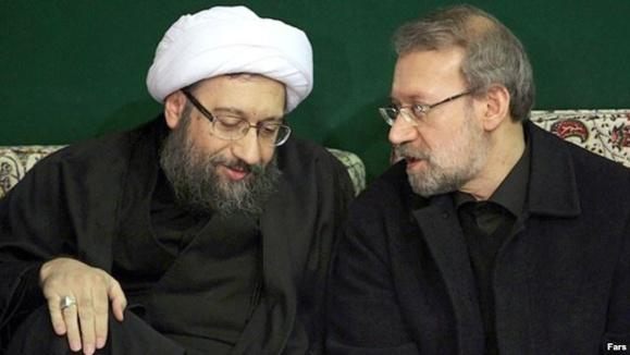 دوتا از برادران لاریجانی که ریاست دو قوه قضائیه ومقننه را بعهده دارند