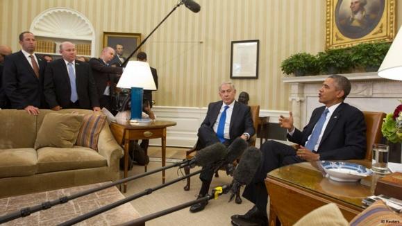 اوباما خطاب به نتانیاهو: هیچ گزینهای در مورد ایران حذف نشده است