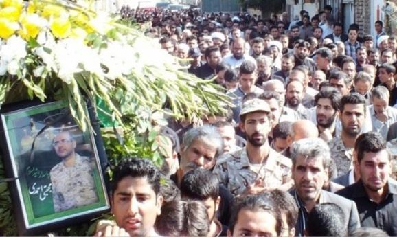 قتل مشکوک مجتبی احمدی فرمانده ستاد جنگ سایبری ایران در شهر کرج