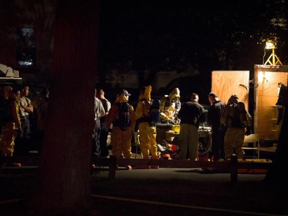 راننده زن خودرویی که به کنگره آمریکا و کاخ سفید نزدیک شده بود، بر اثر تیراندازی پلیس کشته شد+ عکس