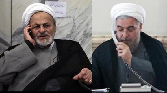 «در صورت شکست مذاکرات با آمریکا، دولت روحانی سرنگون خواهد شد»
