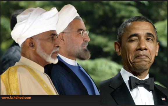 مقدمات تماس تلفنی  اوباما و روحانی یکسال پیش در عمان فراهم شد