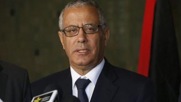 علی زیدان، نخست وزیر لیبی توسط افراد مسلح ربوده شد