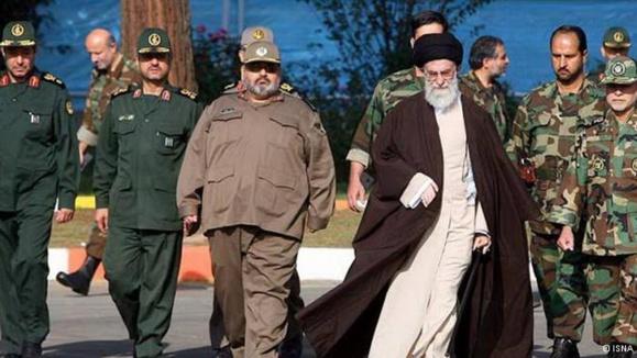 دلایل تغییر تاکتیک رهبر جمهوری اسلامی از زبان نماینده او در سپاه