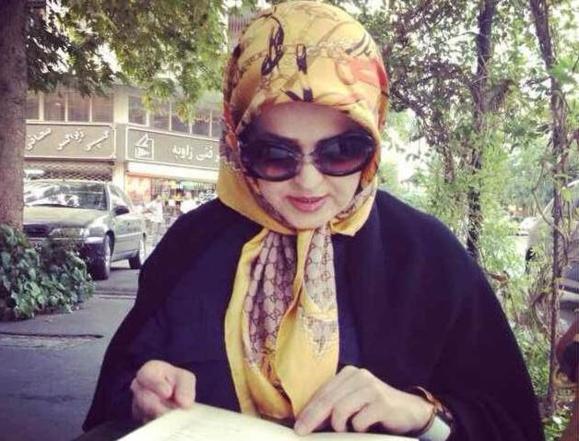زهرا اشراقی نوه خمینی