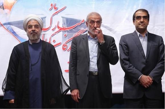 حسن روحانی در دانشگاه تهران:دولت با انبوهی از بدهکاری وخزانه خالی در آستانه ورشکستگی