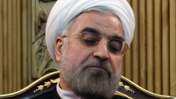 روزنامه واشنگتن پست:حسن روحانی رئیس جمهور ایران در رابطه با برنامه هسته ای ایران دروغ می گوید