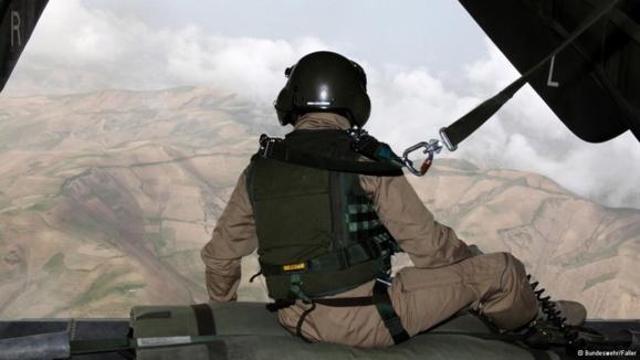 نیروهای نظامی آلمان شهر قندوز افغانستان را ترک کردند