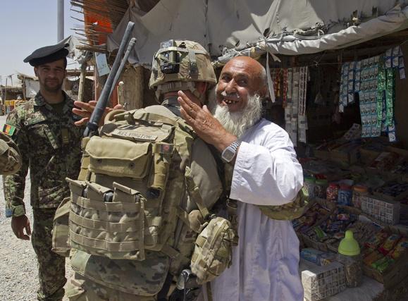 امریکا در تلاش بیرون شدن آبرومندانه از جنگ افغانستان