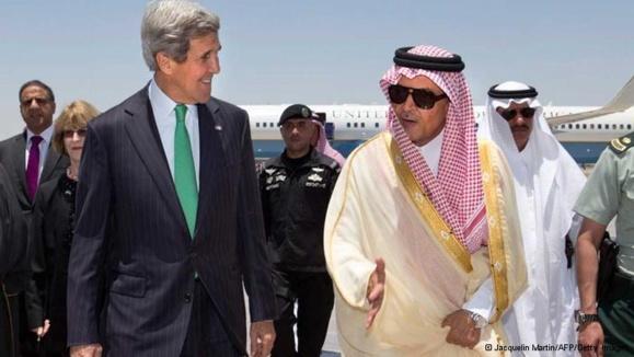 انتقاد عربستان سعودی از سیاست آمریکا در قبال ایران و سوریه