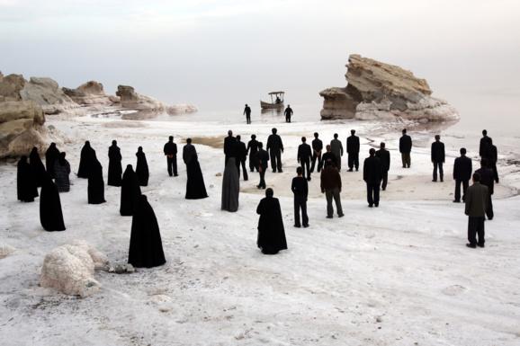 مرگ دریاچه ارومیه بخاطر بی کفایتی و عدم دلسوزی حکومت اسلامی به ایران