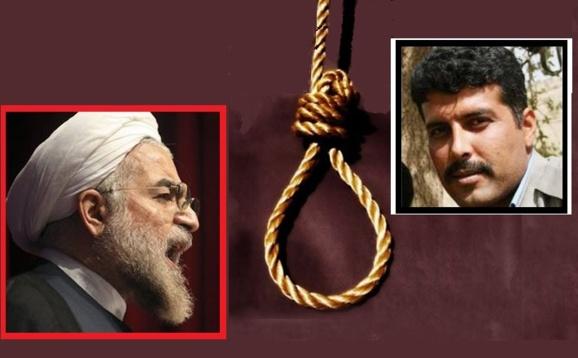 شیرکو معارفی زندان سیاسی کورد اعدام شد
