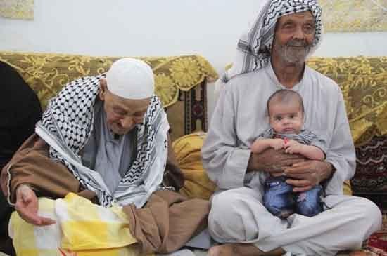 درگذشت عدای عبدالخانی مسن ترین عرب اهوازی با 140 سال طول عمر+عکس