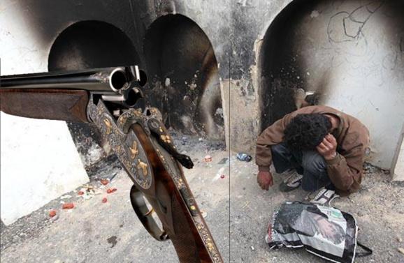 حادثه ای دلخراش در اهواز، مرد معتاد شیشه ای ۶ فرزند و همسرش را کشت.