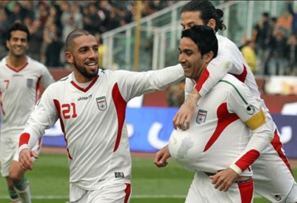 ایران سه بر صفر تایلند را شکست داد
