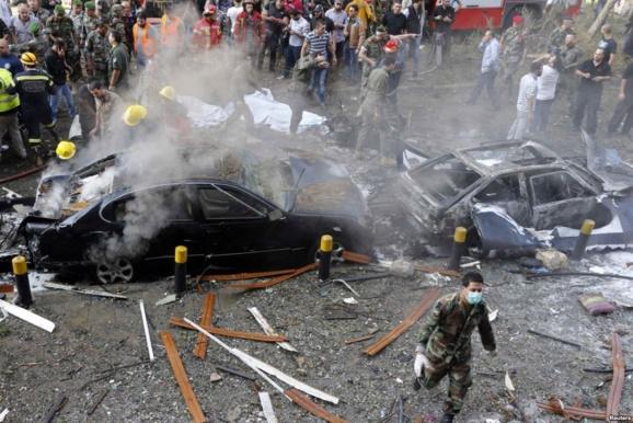 رایزن فرهنگی ایران و بیش از 20 تن کشته ودهها مجروح در انفجار مهیب در نزدیکی سفارت ایران در بیروت