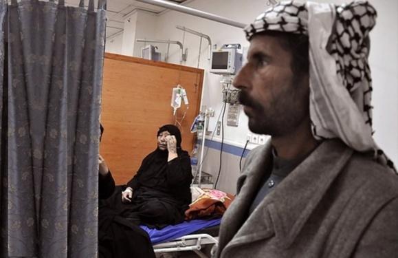 باران های اسیدی بیش از 12000 اهوازی را روانه بیمارستان کردند