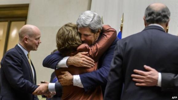 ایران و قدرتهای جهانی بر سر پرونده هستهای تهران به توافق رسیدند