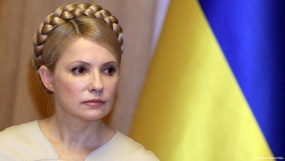 اعتصاب غذای نامحدود رهبر مخالفان در اوکراین