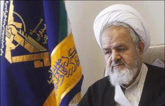 علی سعیدی٬ نماینده ولی فقیه در سپاه: نباید اجازه میدادیم دولت دهم خزانه را خالی کند