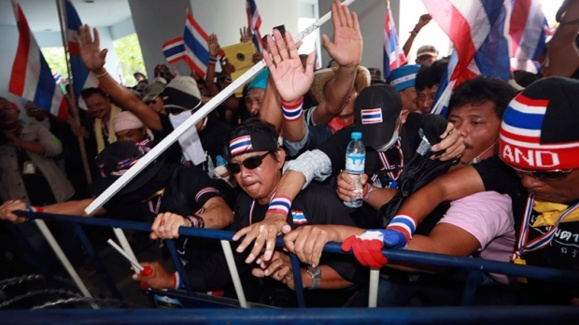 استقرار ارتش تایلند در پایتخت برای محافظت از مراکز دولتی