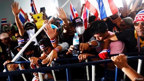 پارلمان تایلند منحل شد، انتخابات جدید برگزار میشود