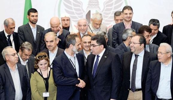 لوران فابیوس: اپوزیسیون معتدل سوریه در وضع کاملاً دشواری قرار دارد