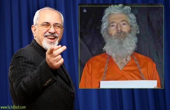 در حالیکه ظریف منکر وجود لووینسون در ایران هستند یک شاهد عینی دستگیری این فرد امریکایی را به مأموران ایرانی نسبت داد