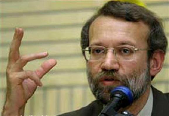 لاریجانی کشورهای غربی را تهدید کرد،اصراری برای حضور در کنفرانس ژنو نداریم