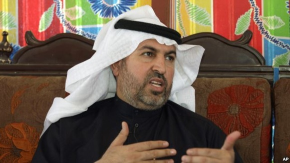 پس از کشته شدن برادرش توسط نیروهای المالکی،احمد العلوانی نماینده سنی مجلس عراق بازداشت شد