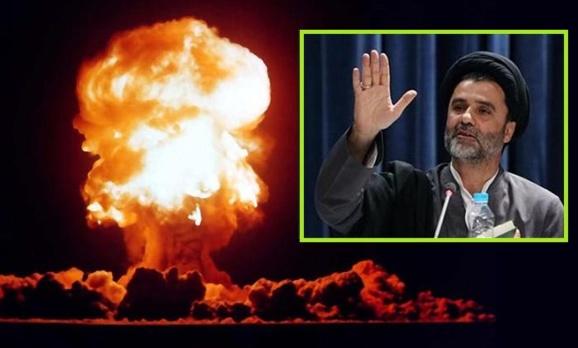 نماینده مجلس ایران: با ذخایر اورانیوم غنی شده وسانتریفوژهای فعال کشور می توانیم ظرف دو هفته بمب اتمی بسازیم.
