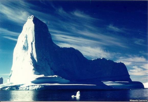 تحقیقات دانشمندان درباره یک آبانبار عظيم در زير يخهای گرينلند