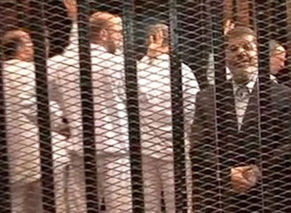 محاکمه محمد مرسی امروز از سر گرفته می شود