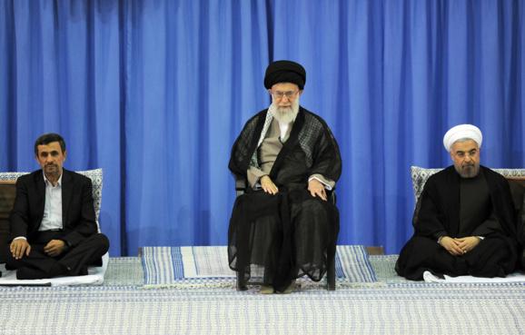 ایران نیازمند تحول است نه مماشات - شاهین فاطمی