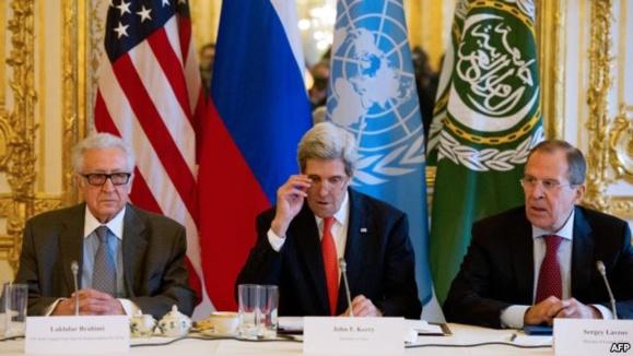 شرط آمريکا برای شرکت ايران در نشست ژنو ۲ درباره سوریه
