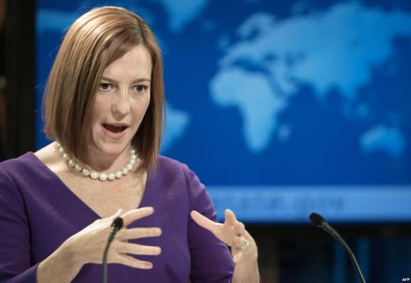 آمریکا خواستار حمایت علنی ایران از اعلامیه ژنو در مورد سوریه شد