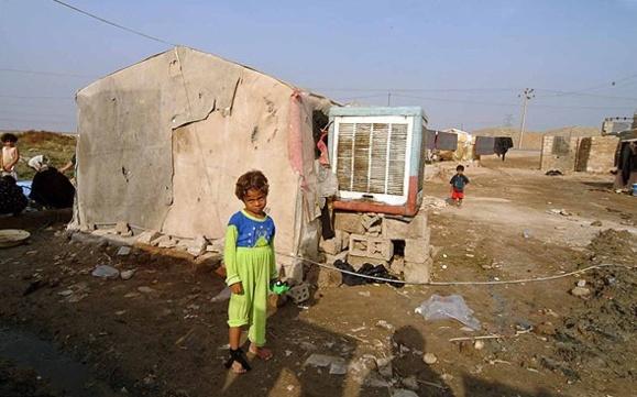 کودک عرب اهوازی