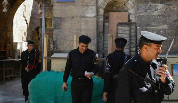 ۵ نیروی پلیس در مصر با حمله افراد مسلح کشته شدند