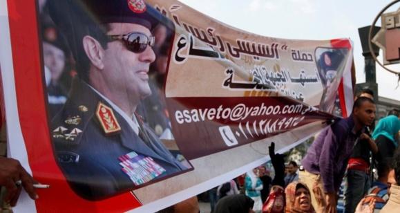 """موافقت شورای نظامی مصر با ورود """"مرد شماره یک مصر"""" در انتخابات ریاست جمهوری"""