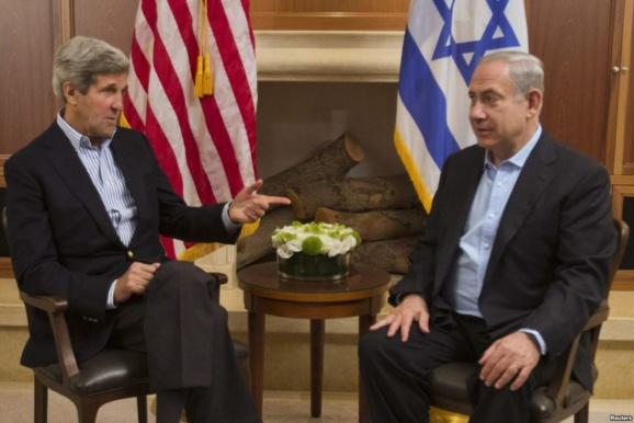 حملات لفظی مقامهای اسرائیلی و آمریکایی به یکدیگر