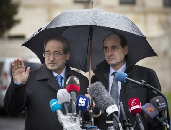 نقش بزرگتر قدرت های اصلی در مذاکرات صلح سوریه