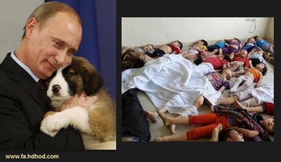 روسیه قطعنامه شورای امنیت علیه سوریه را وتو می کند