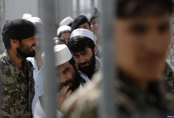 تنش در روابط آمریکا و افغانستان بر سر آزادی ۶۵ نیروی طالبان