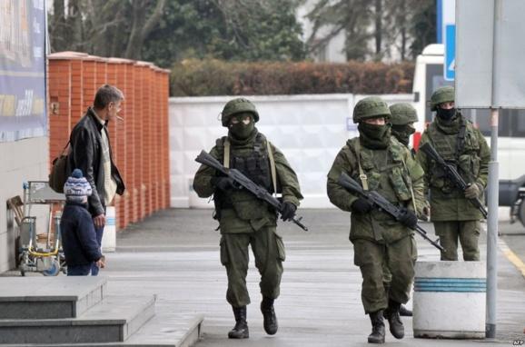 جلسه اضطراری شورای امنیت سازمان ملل، آمادهباش نظامی در اوکراین