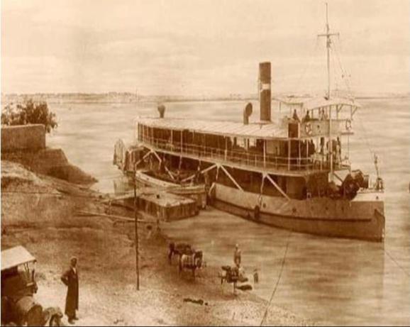 کارون رودخانه ای که زمانی کشتی های باری در آن تردد می کردند