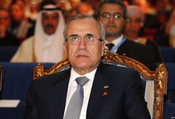 تنش لفظی شدید میان رئیس جمهوری لبنان و حزب الله