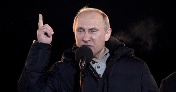آمریکا پوتین به خلاف گویی در مورد وقایع اوکراین متهم کرد