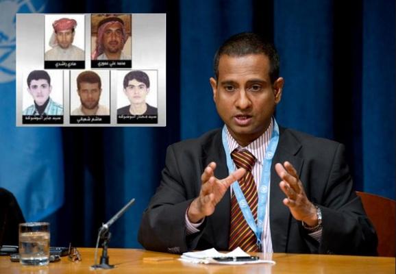 احمد شهید در گزارش جدید خود از افزایش یکصد وشصت وپنج در صدی اعدام در ایران سخن می گوید