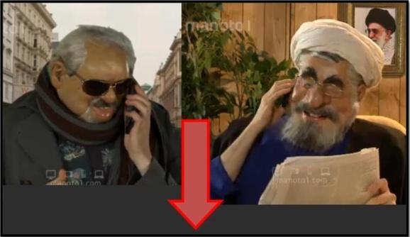 ویدئو- طنز جالب ودیدنی شبکه نیم از انتقاد همتای لهستانی وزیر امور خارجه ایران از سانسور واعدام در ایران